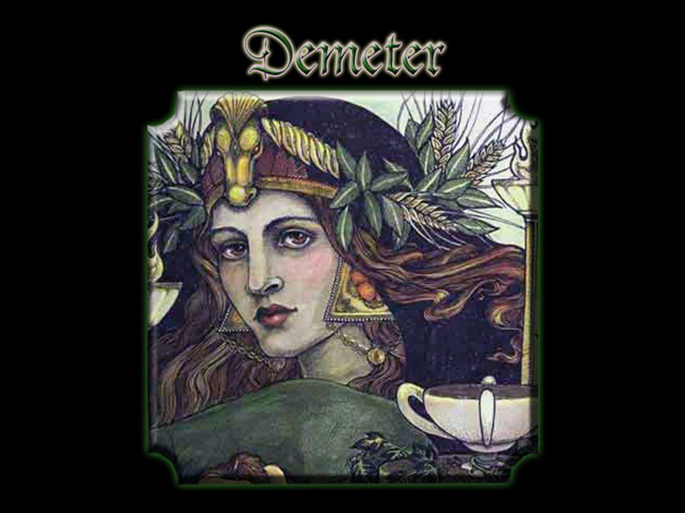 Demeter Die Getreidegöttin