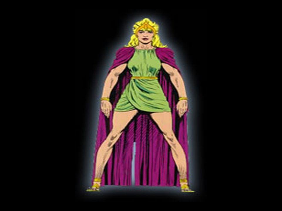 Mit allen Göttern des Olymp (außer Hestia) organisierte die ehrgeizige und machtbesessene Hera einen Aufstand gegen Zeus. Der hatte sie damals an eine