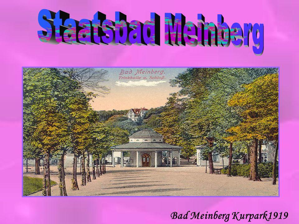Bad Meinberg Kurpark1919