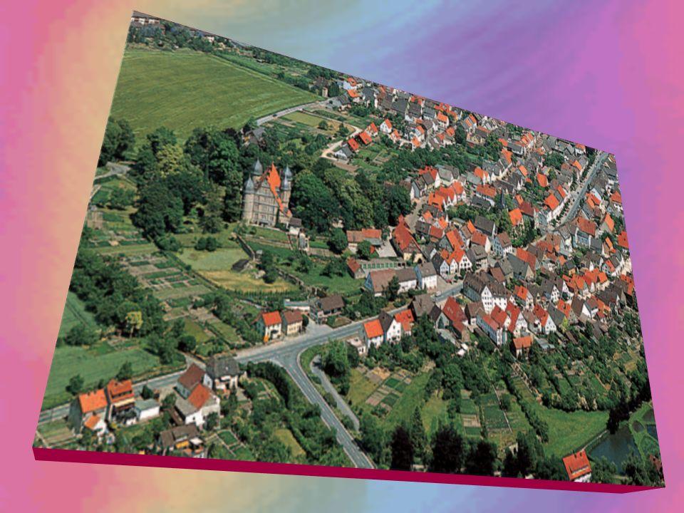 Selbeck ein kleines Dorf in Ostwestfalen-Lippe, ca. 20Km östlich von Lemgo und Detmold.