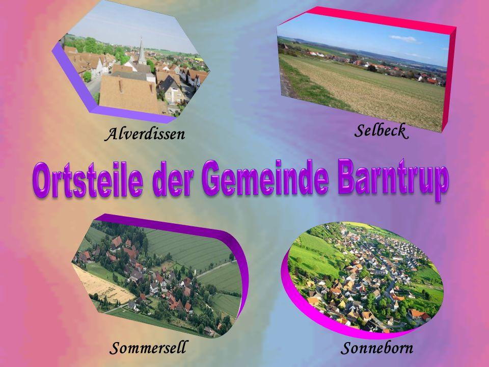 Alverdissen Selbeck SommersellSonneborn
