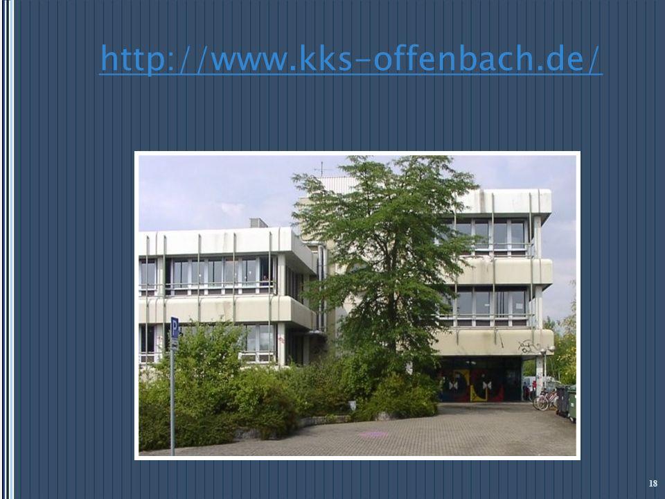 http://www.kks-offenbach.de/ 18