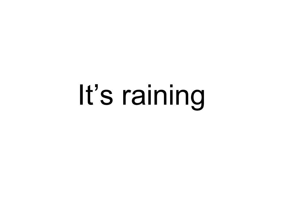 Es gibt….