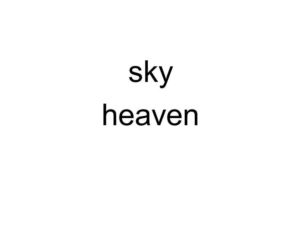 sky heaven