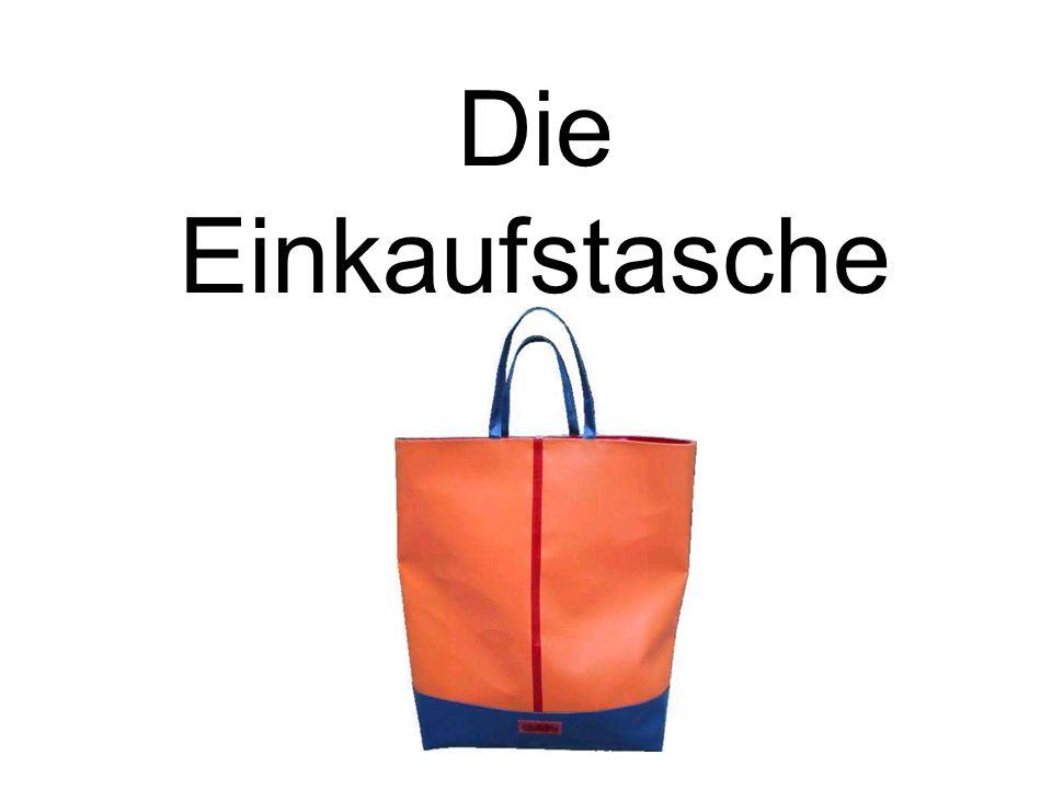 Die Einkaufstasche
