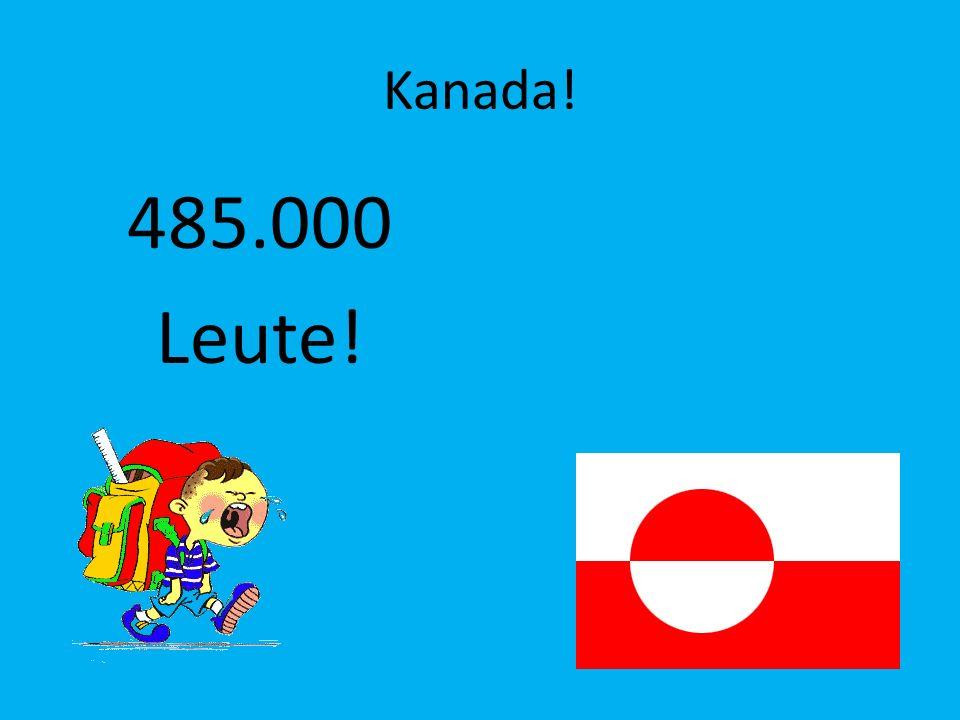 Argentinien! 500.000 Leute!
