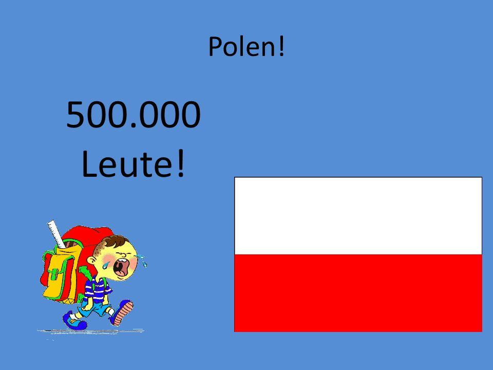 Italien! 310.000 Leute!