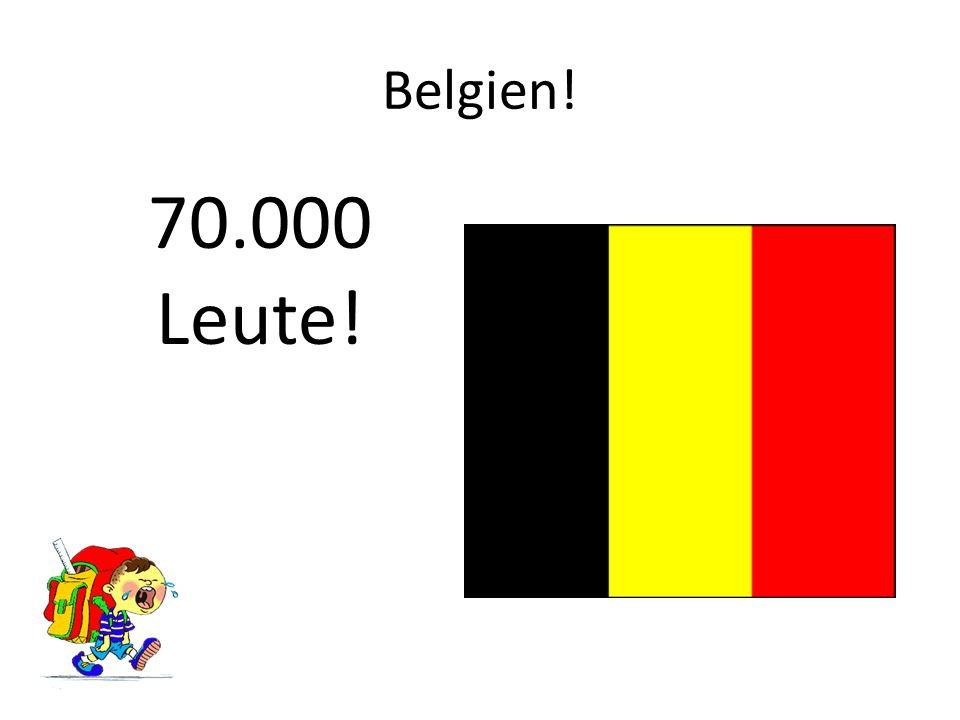Polen! 500.000 Leute!