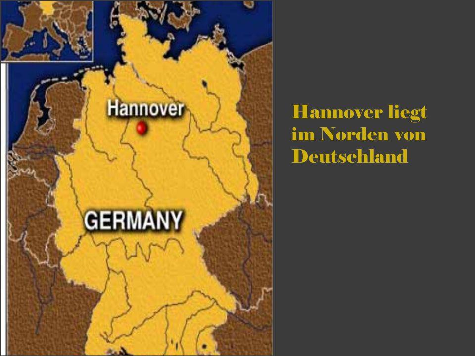 Bevölkerung Hanover hat ungefähr 530,000 Einwohner.