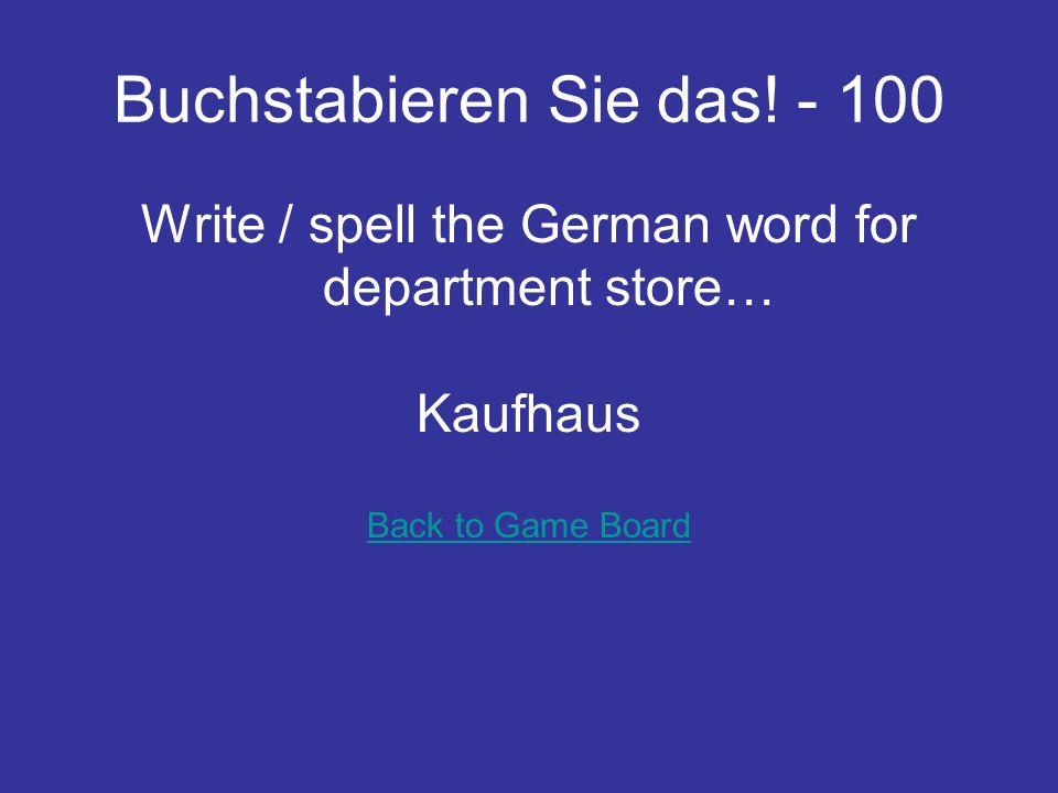W-Wörter - 500 _______kommt Einstein? Er kommt aus Deutschland. Woher Back to Game Board
