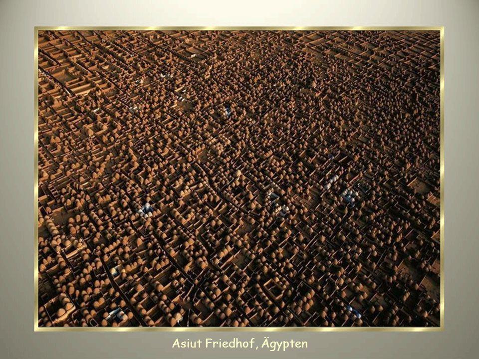 Asiut Friedhof, Ägypten