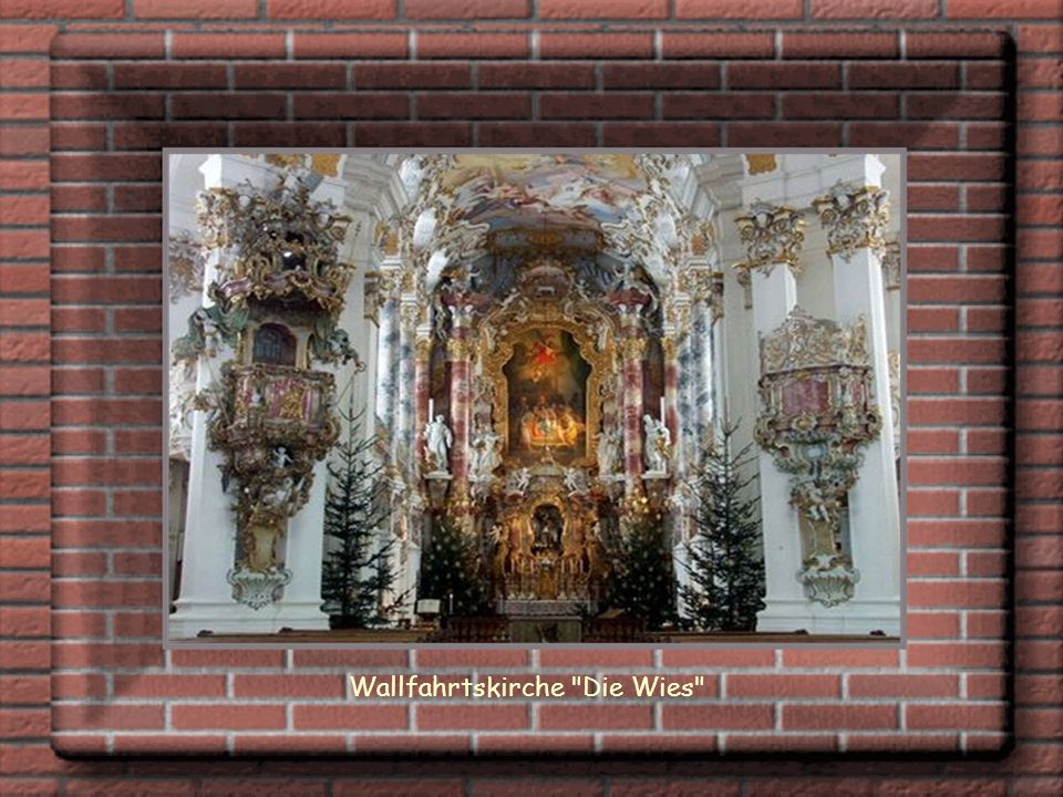 Wallfahrtskirche Die Wies