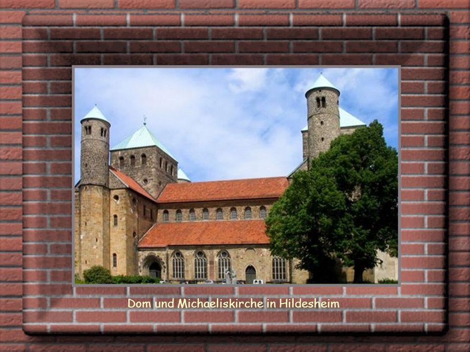 Dom und Michaeliskirche in Hildesheim