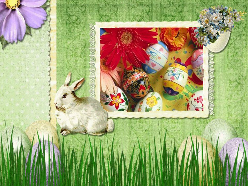 Die Hasenkinder wollten auch Pinsel und Farben haben. Sie übten und übten. Als es Sommer war, stöhnte die Hasenmutter: