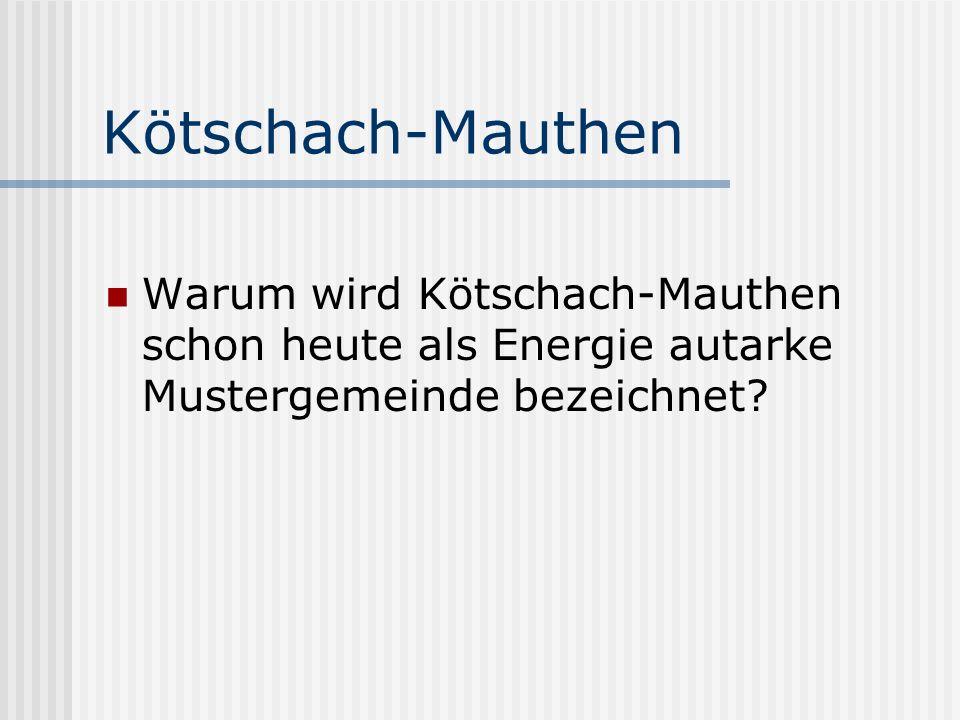 Projektorientierte Forschungs- und Entwicklungsarbeit Holzlogistik – Biomassetankstelle (BOKU Wien) Multifunktionales Energiezentrum Kötschach-Mauthen (Joanneum Research Graz)