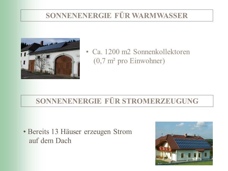 Vor 100 Jahren gab es in Windhaag 14 Wasserwerke WASSERKRAFT Zwei sind heute noch in Betrieb und erzeugen heute ca.