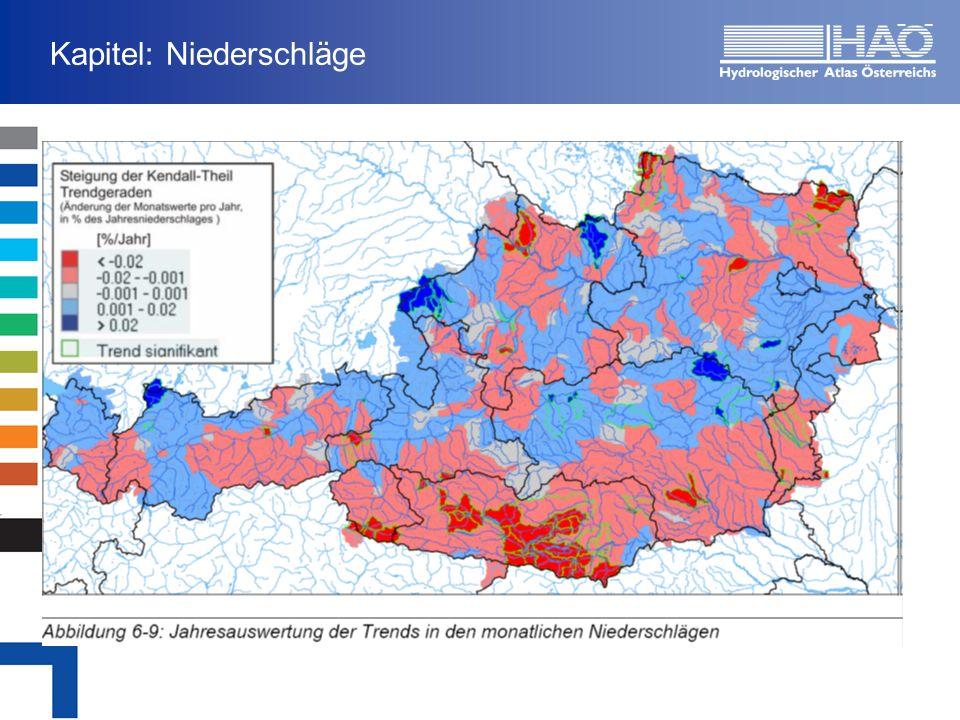 Kapitel: Schnee und Gletscher Änderung der Gletscher im 20.