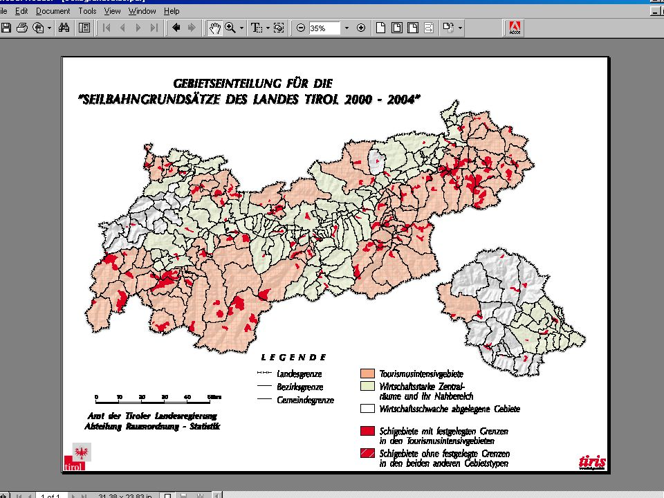 Universität für Bodenkultur Wien Department für Raum, Landschaft und Infrastruktur Institut für Raumplanung und Ländliche Neuordnung an der Universität für Bodenkultur Wien 13