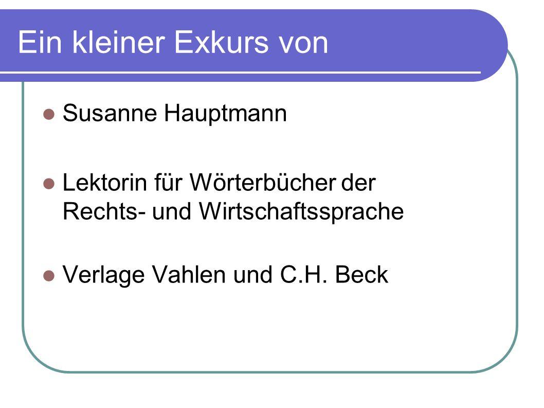 2011 - Inhalt Zukauf von Fachterminologie - Übersetzungsbüros - Maschinelle Extraktion von Fachbegriffen Lexikographische Auszeichnung