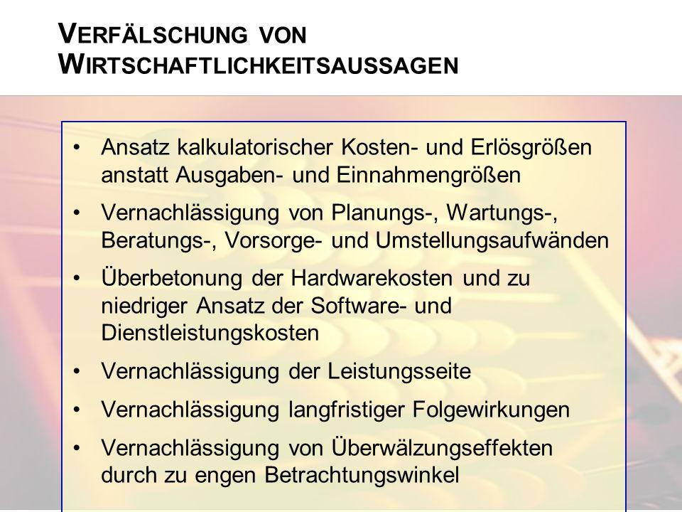 A LLES M ILCHMÄDCHENRECHNUNGEN ?