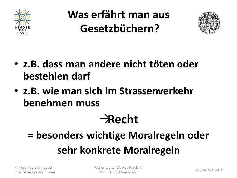 Schweizerisches Strafgesetzbuch Erster Titel: Strafbare Handlungen gegen Leib und Leben Art.