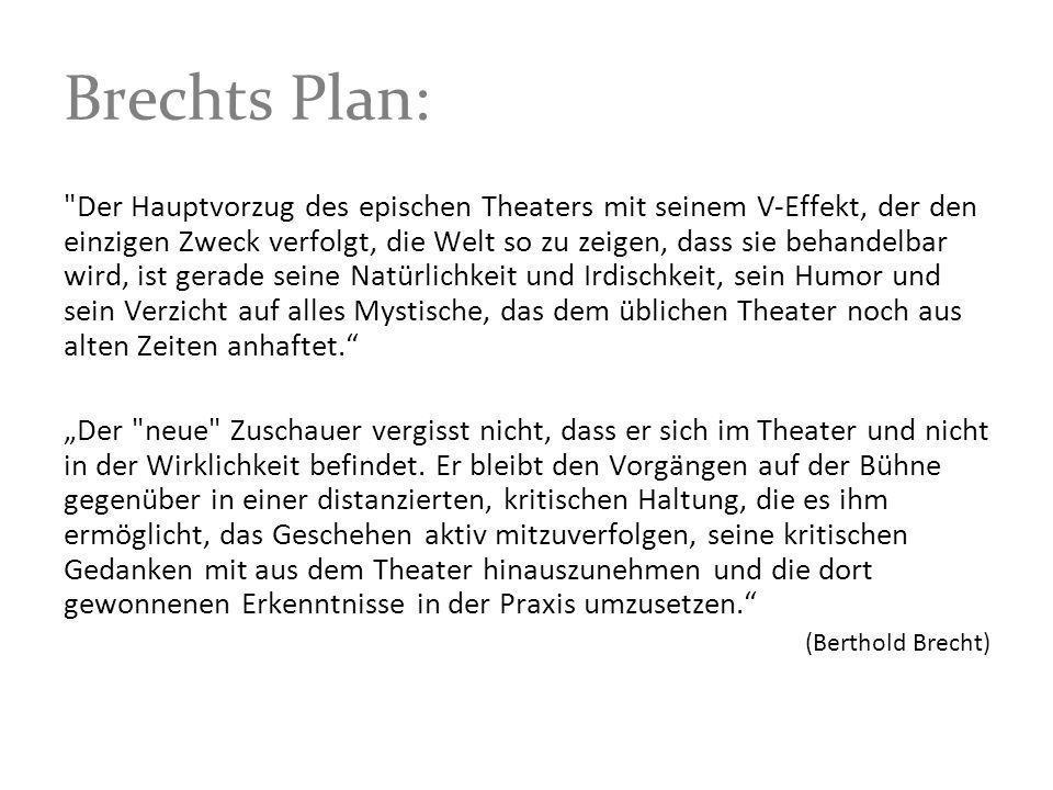 Rezeption der Dreigroschenoper Das erfolgreichste (deutsche) Theaterstück des 20ten Jahrhunderts.