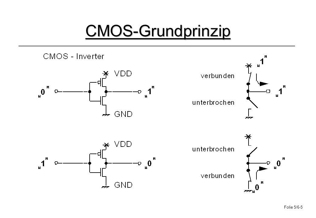 Folie 5/6-5 CMOS-Grundprinzip