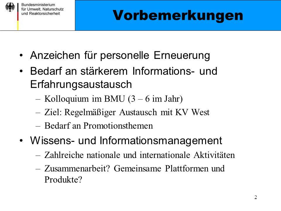 23 Informations- und Wissensmanagement IAEA Beschreibung der Fragestellung(englisch) Deutsche Beschreibung der Fragestellung (detailliert)