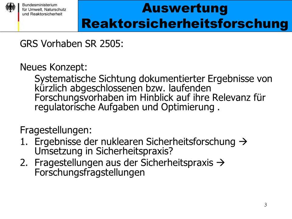 24 Informations- und Wissensmanagement Bedeutung für deutsche Anlagen Register mit zusätzlichen Informationen für die deutschen KKW
