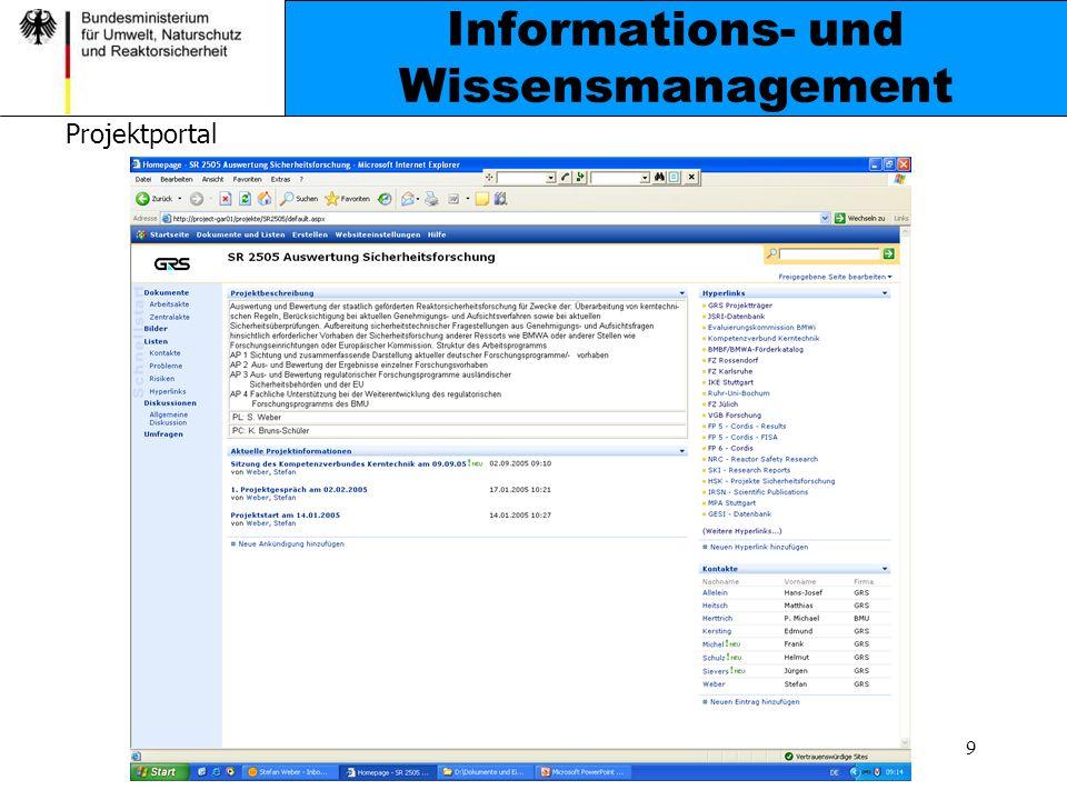 20 Informations- und Wissensmanagement Kommentar