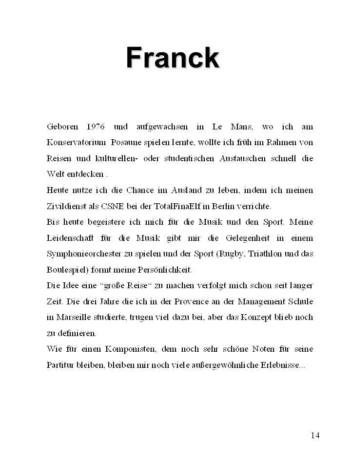 14 Franck