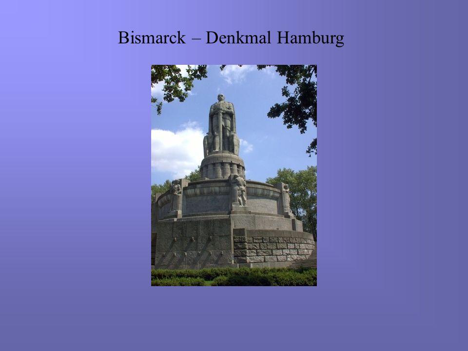 Bismarck – Denkmal Hamburg
