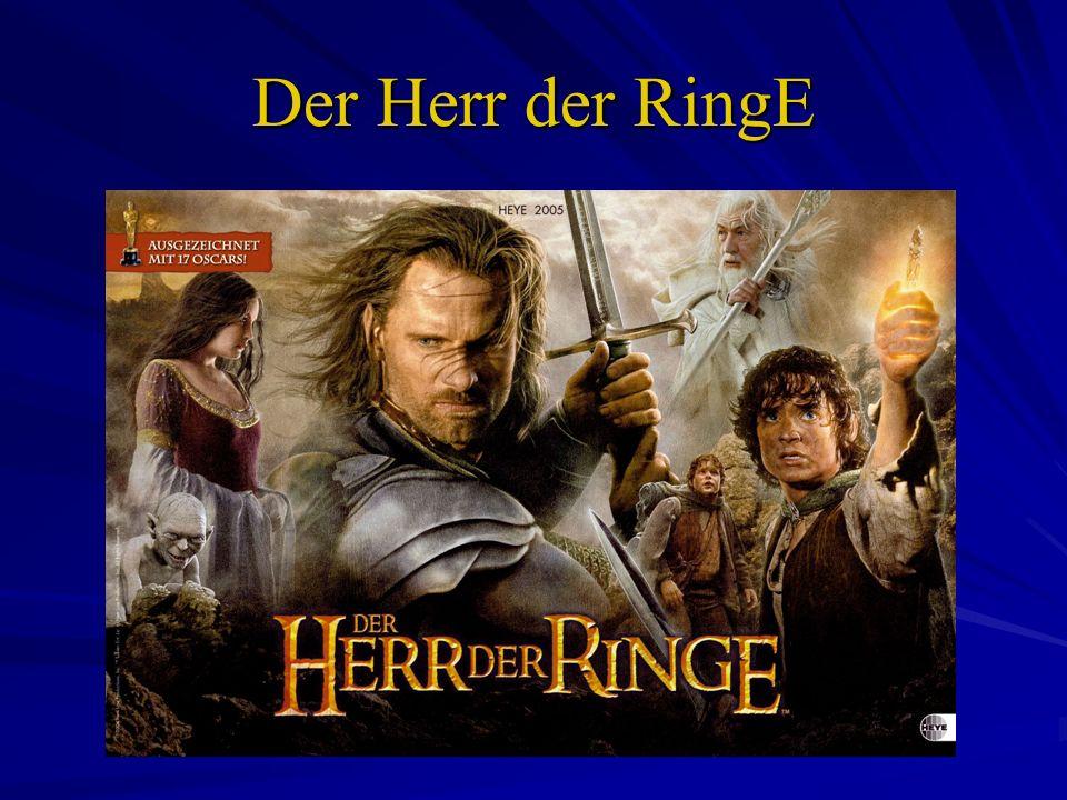 Zusammenfassung des FilmeS Der Herr der RingE Im ersten Teil hat Bilbo Beutlin einen Ring gefunden.