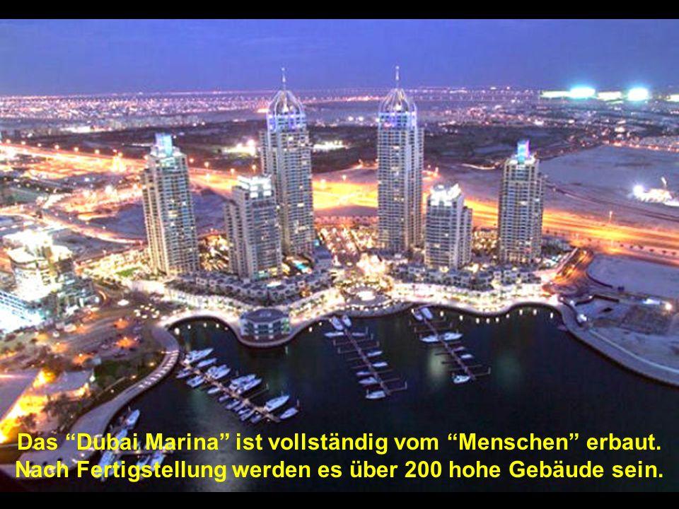 Dubai Sportstad: eine große Ballung von Sportstadien in Dubailand.