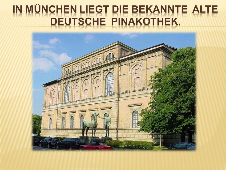 Zwischen 1847 und 1855 entstand in Dresden ein neues Museumsgebäude.