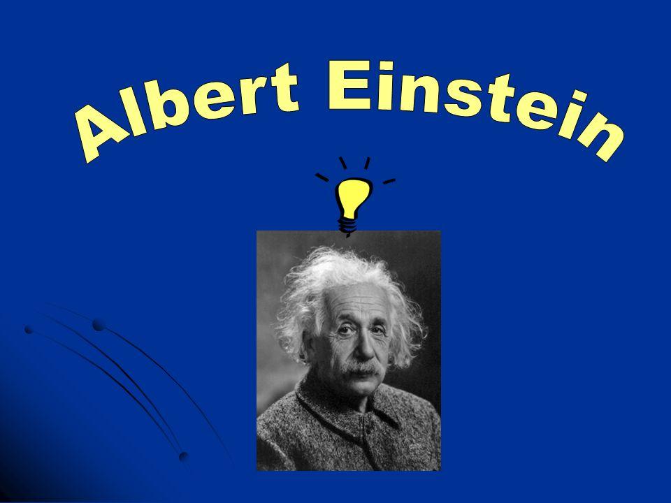 Die Unterschrift von Einstein: Albert Einstein ist am 14.