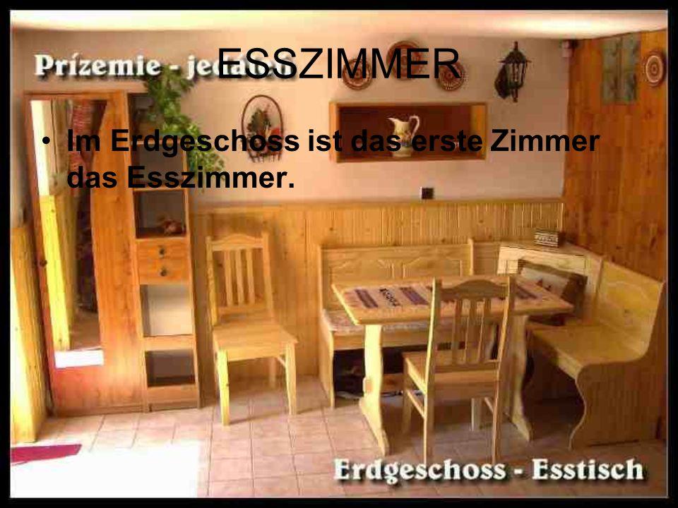 ESSZIMMER Das ist auch Esszimmer aber hier ist ein Kamin. Hier ist auch die Küche.