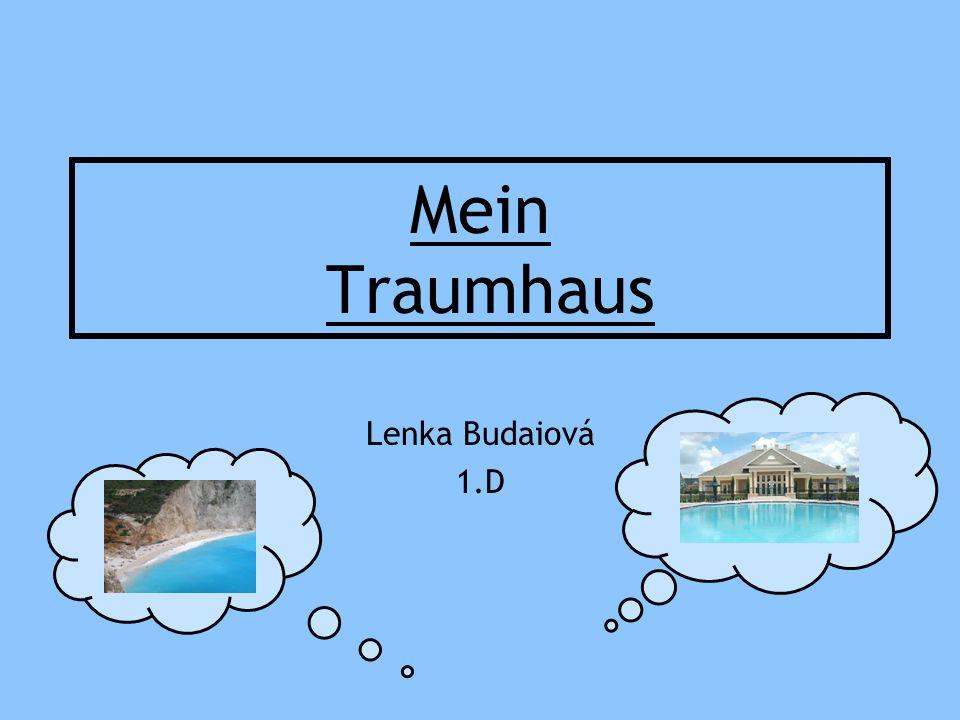 Mein Traumhaus... Mein Traumhaus hat viele Zimmer und ist nahe am Meer.