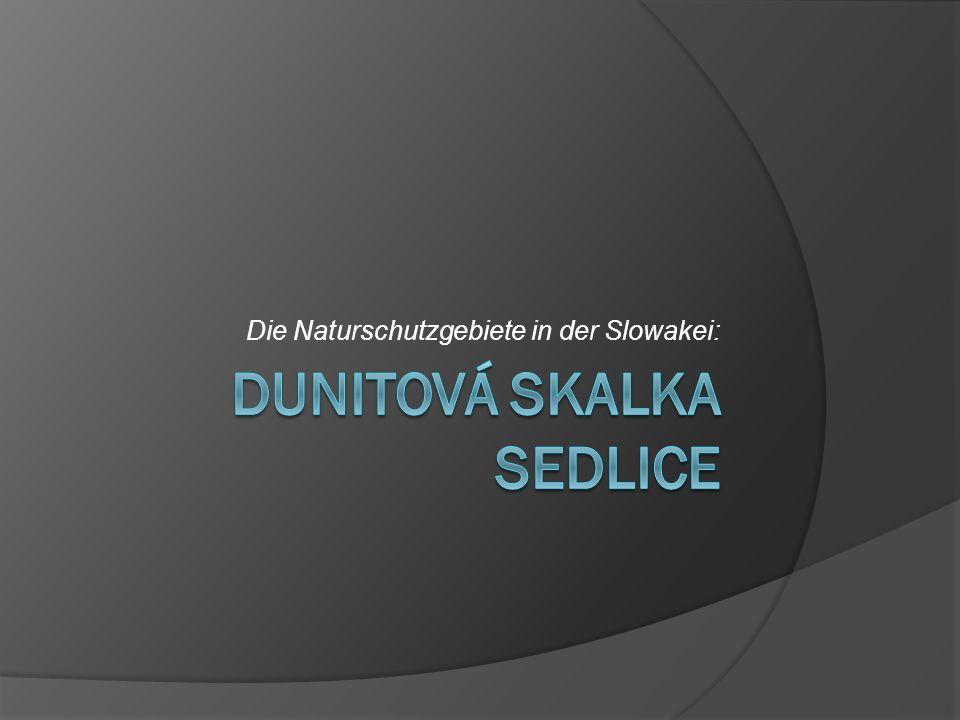 Die Naturschutzgebiete in der Slowakei: