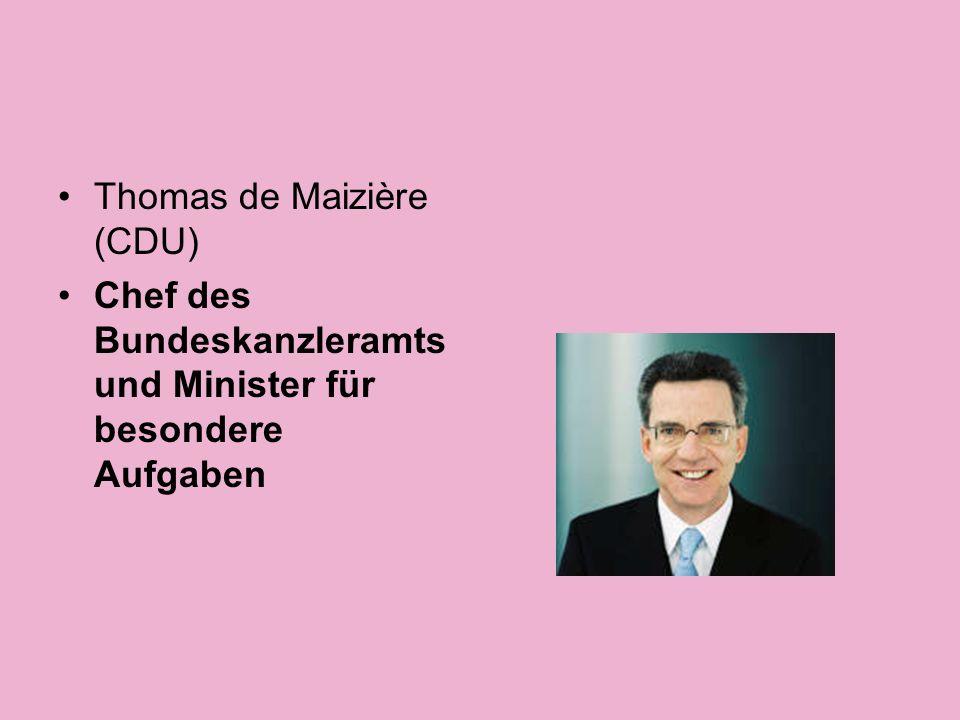 Heidemarie Wieczorek-Zeul (SPD Bundesministerin für wirtschaftliche Zusammenarbeit und Entwicklung