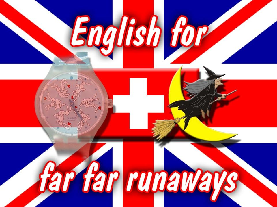 »Englisch für Anfänger« (for beginners) Learning English Lesson 1