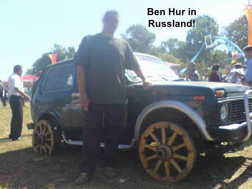 Ben Hur in Russland!