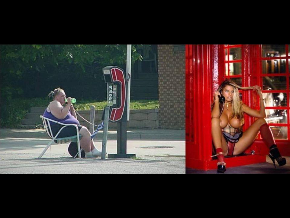 … oder sich auf zwei Stühlen verteilen, …