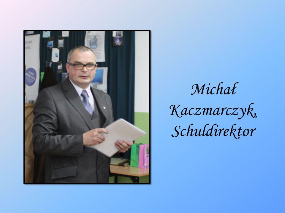 Michał Kaczmarczyk, Schuldirektor