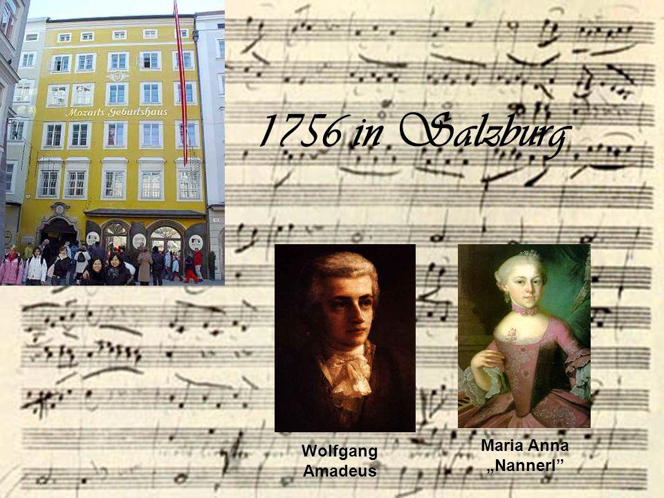 Das Mozarthaus in Wien Wolfgang Amadeus Mozart ist der bekannteste Österreicher aller Zeiten.