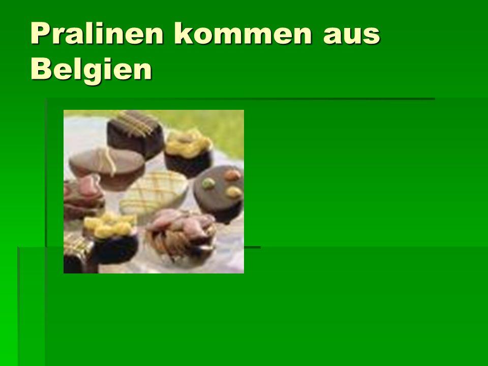 Edamer Käse kommt aus Holland