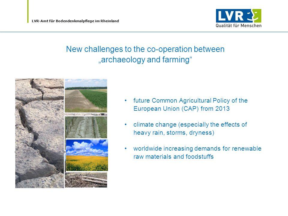 LVR-Amt für Bodendenkmalpflege im Rheinland land use, overall land use, farming arable land in Germany arable land
