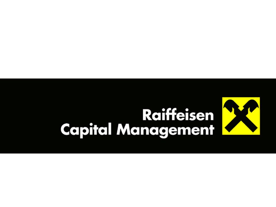 © 2009 Raiffeisen Kapitalanlage-Gesellschaft m.b.