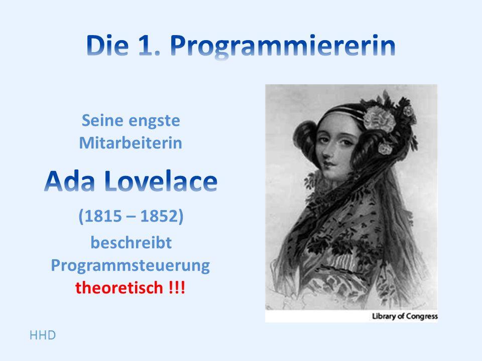 Dazu bedarf es zwischen Mensch und Maschine einer gemeinsamen Sprachen.