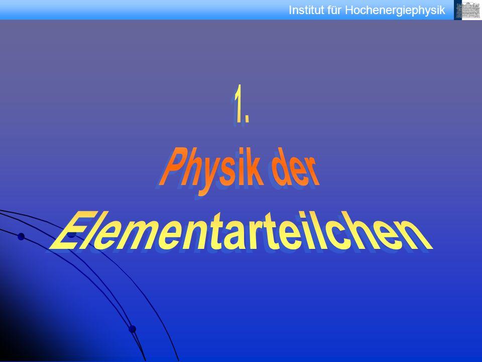 Institut für Hochenergiephysik